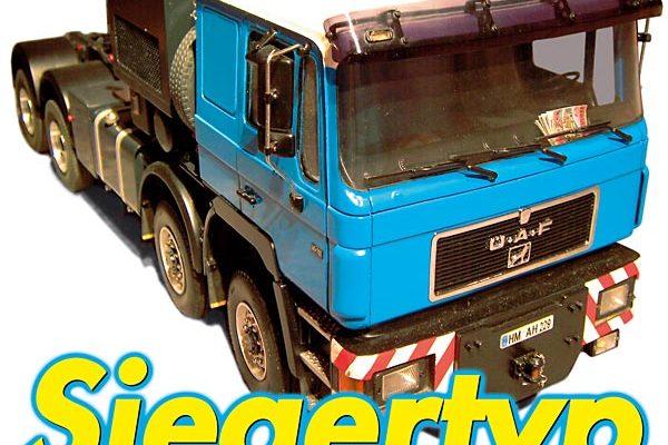 Siegertyp – ÖAF 48.792 – Bester Eigenbau bei der DM 2006
