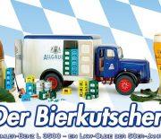 Der Bierkutscher – Daimler-Benz L 3500; ein LKW-Oldie der 50er Jahre