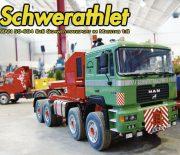 Schwerathlet – MAN 50-604 8×8 Schwertransport