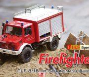 Firefighter – TLF 8/18 mit Schlingmann-Aufbau