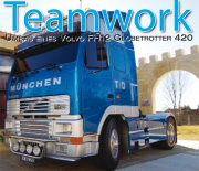 Teamwork – Umbau eines Volvo FH12 Globetrotter 420