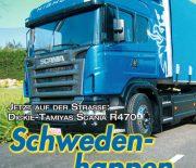Schwedenhappen – Dickie-Tamiyas Scania R470