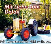 Mit Liebe zum Detail – MAN Ackerschlepper 4S2