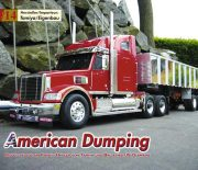 American Dumping – Modellpflege am Knight Hauler und Bau eines US-Dumpers