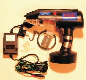 Andytec: WAI-Pulverbeschichtungssystem