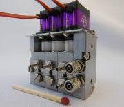 Hydraulik-Ventile von Tobias Braeker