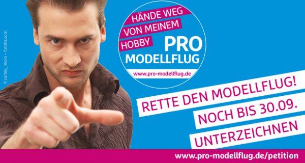 Deine Stimme für den Modellflug