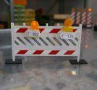 Baustellen-Warnleuchten vom RC-Bruder