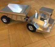 Dumper-Prototyp von Funktionsmodellbau Brückner